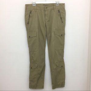 Ralph Lauren Sport straight leg cargo pants sz 12
